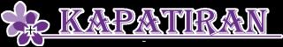 (日本語) KAPATIRAN -カパティラン- Logo